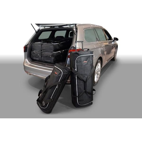 Car Bags V12101S VW Passat (B8) Variant GTE Bj. 15- Reisetaschen Set