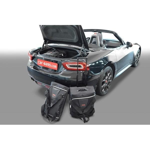 Car Bags F20401S FIAT 124 Spider Cabrio Bj. 16- Reisetaschen Set