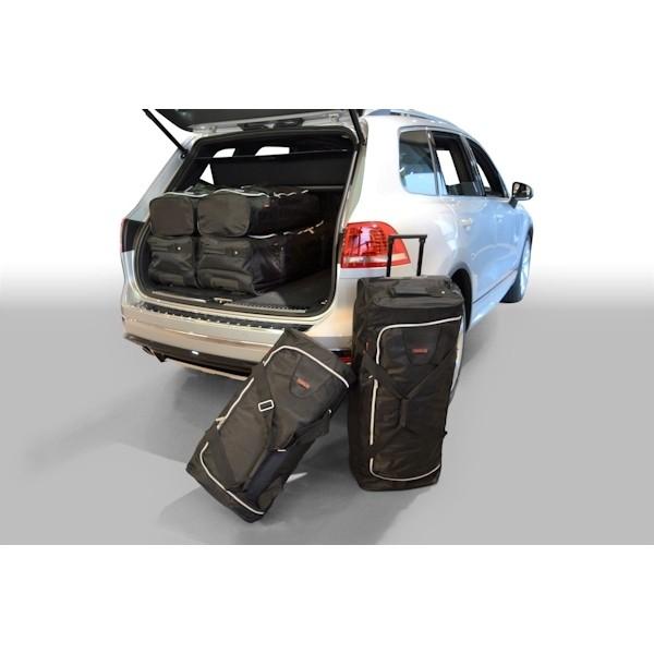 Car Bags V10701S VW Touareg II SUV Bj. 10-18 Reisetaschen Set