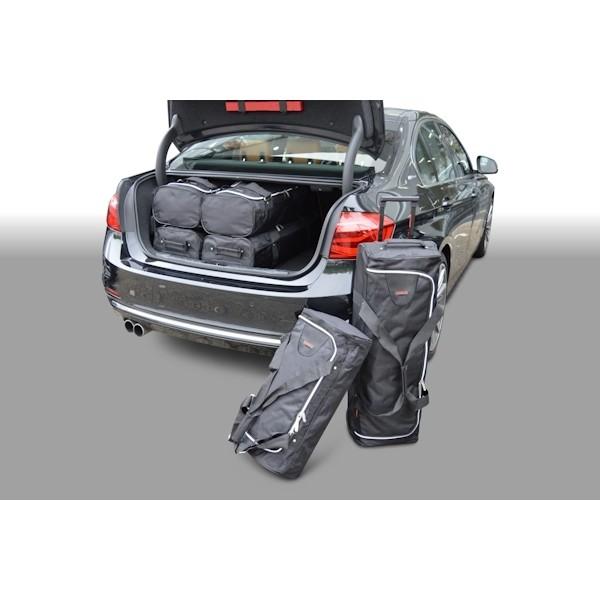 Car Bags B12901S BMW 3 er Limo 330e Plug in Hybrid Bj. 16-19 Reisetaschen Set