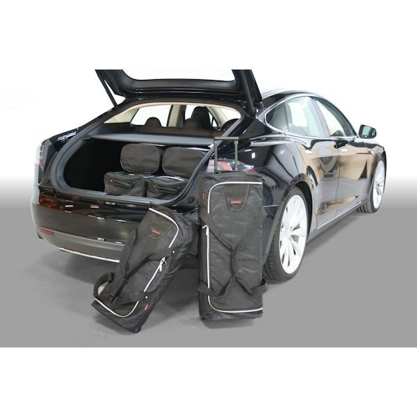 Car Bags T20101S TESLA Model S 5-Türer Bj. 12- Reisetaschen Set