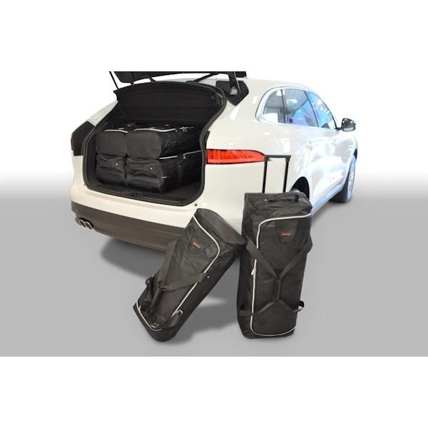 Car Bags J20201S Jaguar F-Pace (X761) Bj. 16- Reisetaschen Set