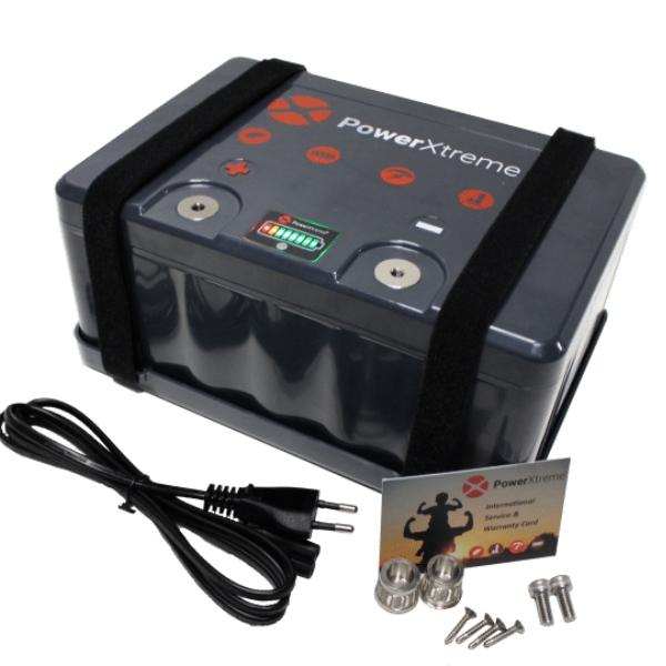 PowerXtreme X20 Lithium Ionen Batterie ultraleicht 20Ah