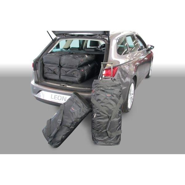 Car Bags S30501S Seat Leon ST Bj. 12-20 Reisetaschen Set