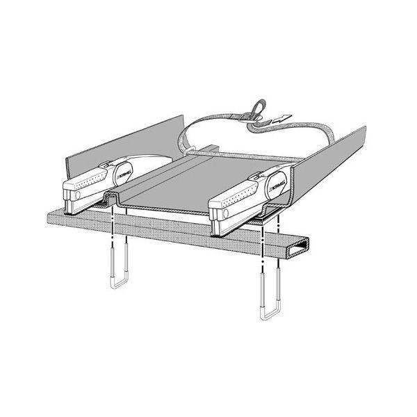 KAMEI Montagesatz für Schnellspannbefestigung 52091