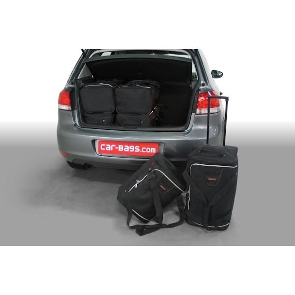 Car Bags V10101S VW Golf 6 3/5-T. Bj. 08-12 Reisetaschen Set
