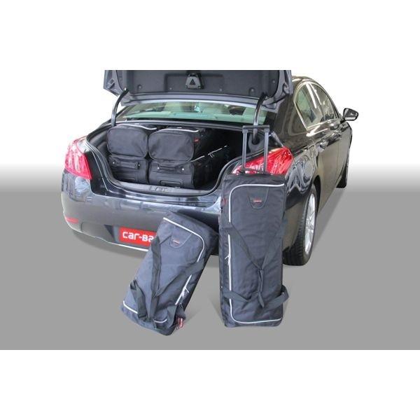 Car Bags P10701S Peugeot 508 HYbrid 4 Bj. 12- Reisetaschen Set