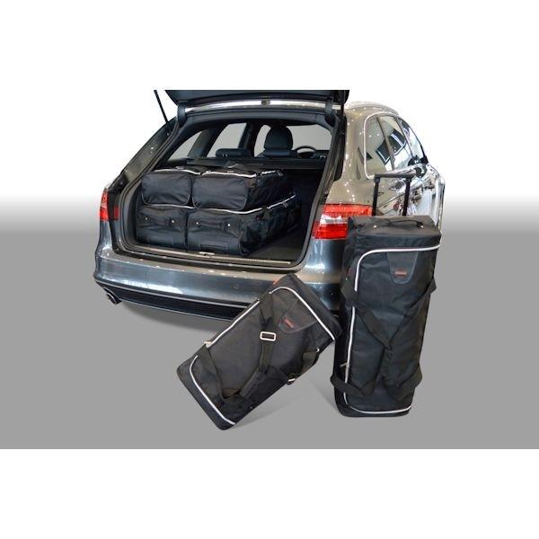 Car Bags A20101S Audi A4 Avant Bj. 08- Reisetaschen Set