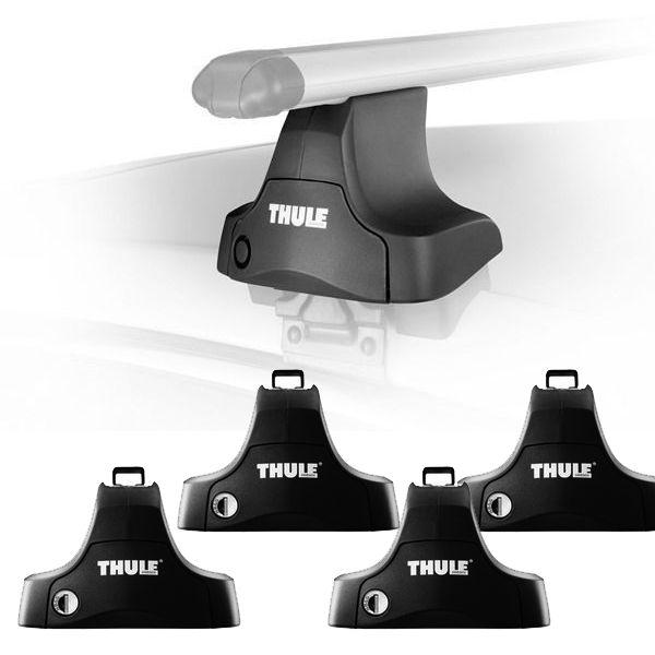 THULE 754 Rapid System Fußsätze für Dachträger - B-WARE - 2. WAHL
