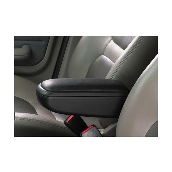 Mittelarmlehne Opel Astra Leder schwarz KAMEI Armlehne 0 14392 11