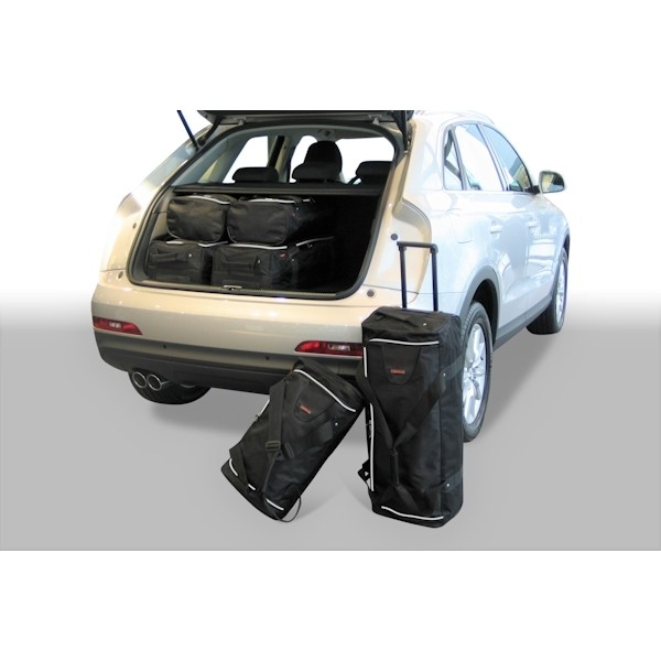 Car Bags A20801S Audi Q3 SUV Bj. 12-18 Reisetaschen Set