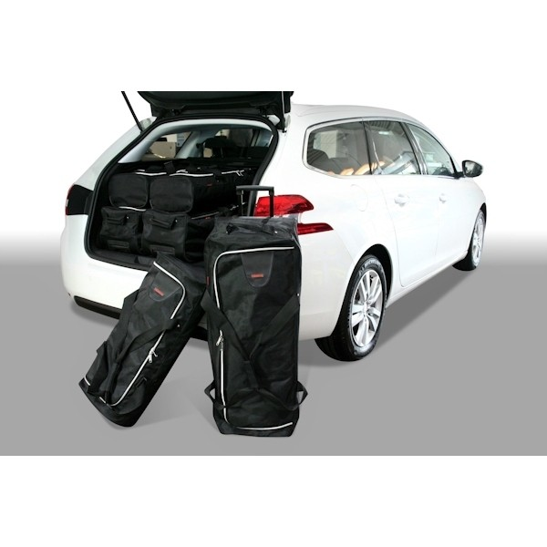 Car Bags P11001S PEUGEOT 308 SW Kombi Bj. 14- Reisetaschen Set