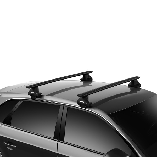 Aerodynamische /& Abschließbare Alu Dachträger Für Jaguar E-Pace Seit 2018