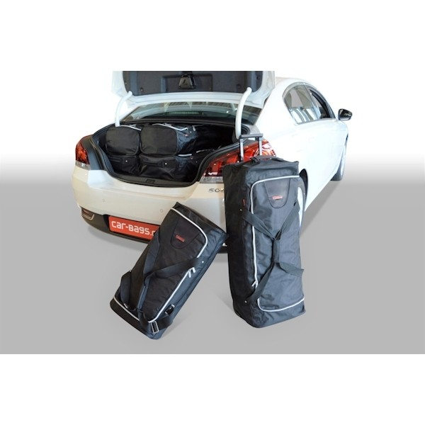 Car Bags P10501S Peugeot 508 Limo Bj. 11-19 Reisetaschen Set