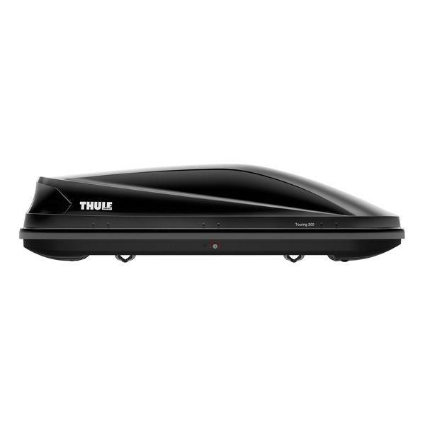 Dachbox THULE Touring 200 M schwarz glänzend