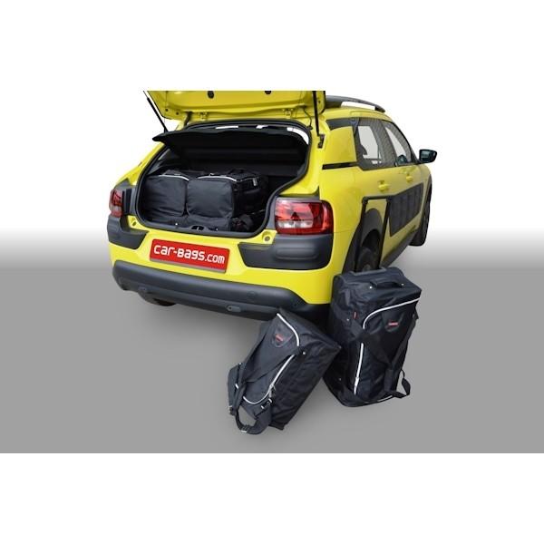 Car Bags C20801S Citroen C4 Cactus Bj 14-18 Reisetaschen Set