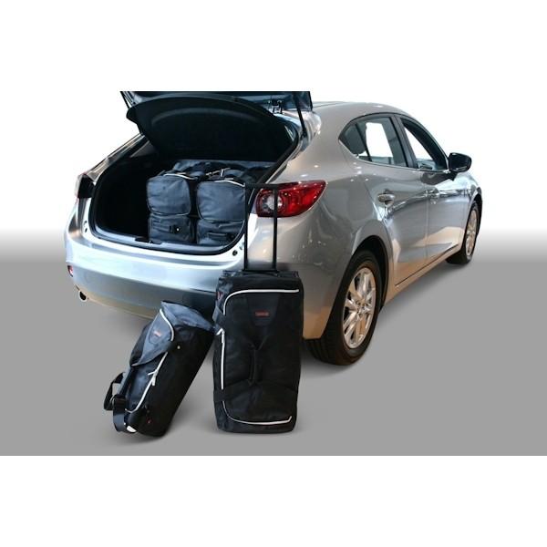 Car Bags M30601S Mazda 3 5-T. Bj. 14-19 Reisetaschen Set