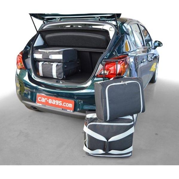 Car Bags O11101S Opel Corsa E 5-T. Bj. 14- Reisetaschen Set