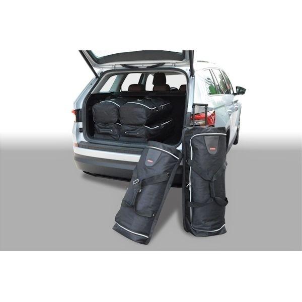 Car Bags S51201S SKODA Kodiaq Kombi 7-Sitzer Bj. 17- Reisetaschen Set