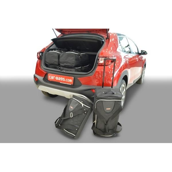 Car Bags K11801S Kia Stonic o. verst. LB Bj. 17- Reisetaschen Set