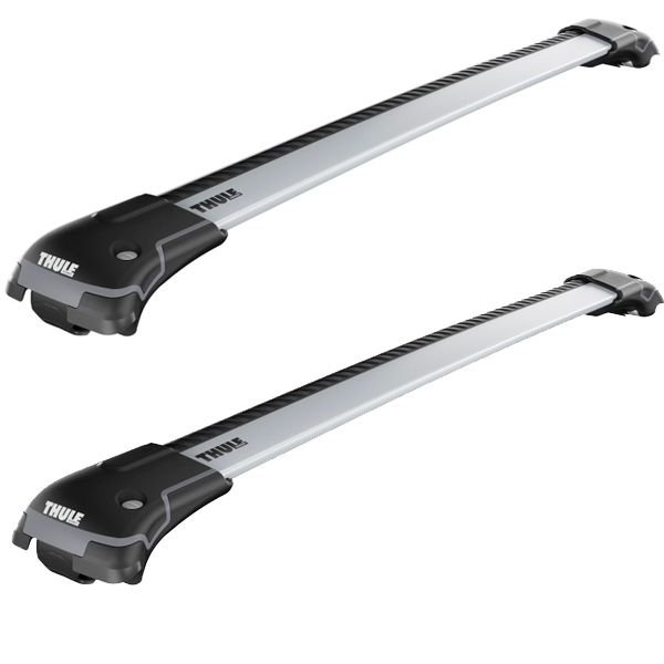 Dachträger Peugeot 2008 SUV 13-19 Reling THULE Alu Edge