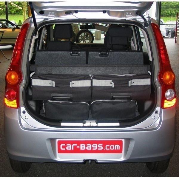 Car Bags D10301S Daihatsu Cuore 5-T. Bj. 07- Reisetaschen Set