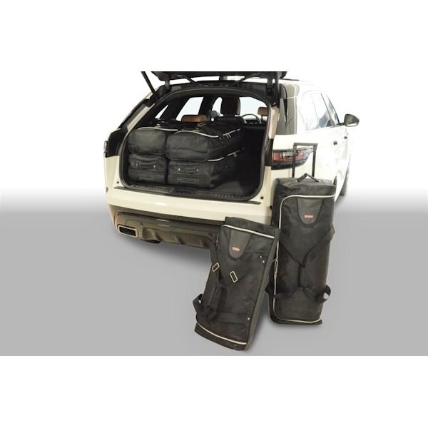 Car Bags L10801S LAND ROVER Range Rover Velar Bj. 17- m. Res.Rad Reisetaschen Set
