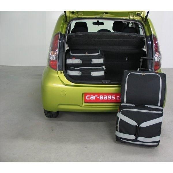 Car Bags D10101S Daihatsu Sirion 5-T. Bj. 05- Reisetaschen Set