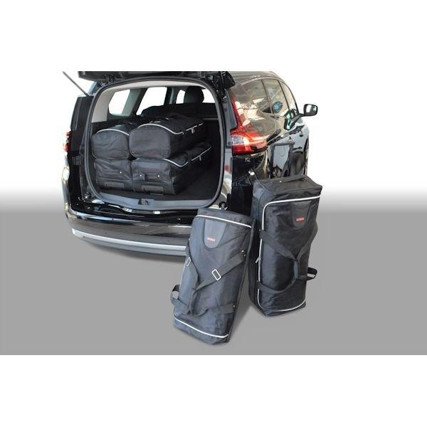 Car Bags R11401S Renault Grand Scenic IV Bj 16- Reisetaschen Set