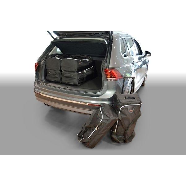 Car Bags V12601S VW Tiguan SUV Bj. 15- hoher Ladeboden - Reisetaschen Set