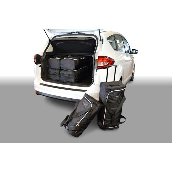 Car Bags F11001S Ford C-Max Bj. 10- Reisetaschen Set