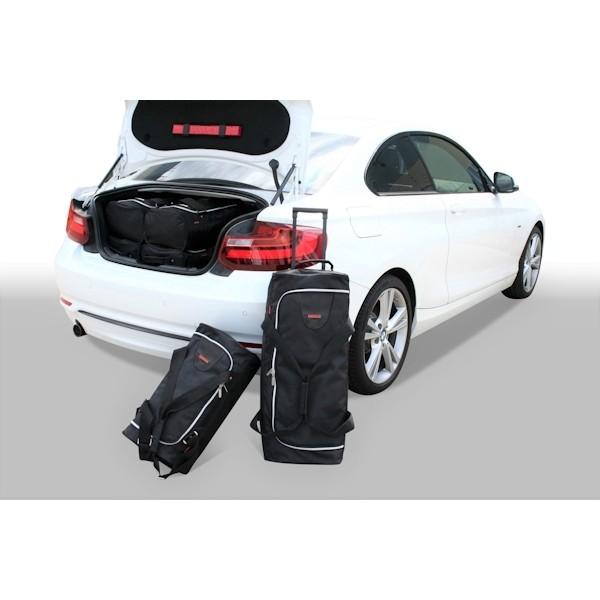 Car Bags B11801S BMW 2 er Coupe (F22) Coupe Bj. 14- Reisetaschen Set