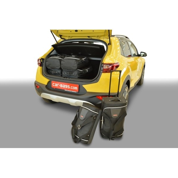 Car Bags K11901S Kia Stonic m. verst. LB Bj. 17- Reisetaschen Set