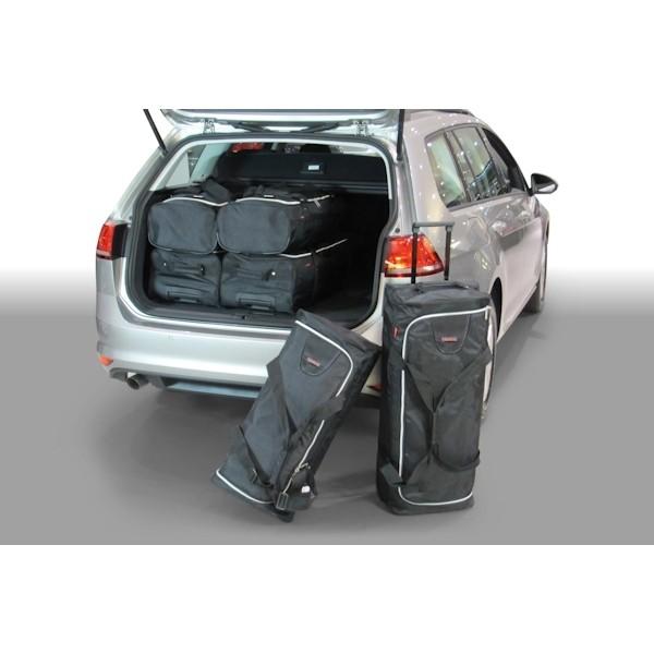 Car Bags V11501S VW Golf 7 Variant Bj. 13- Reisetaschen Set