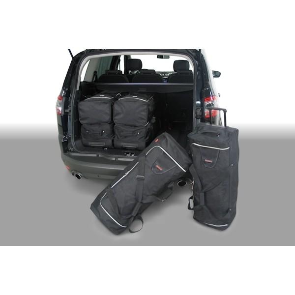 Car Bags F10101S Ford S-Max Bj. 06-15 Reisetaschen Set