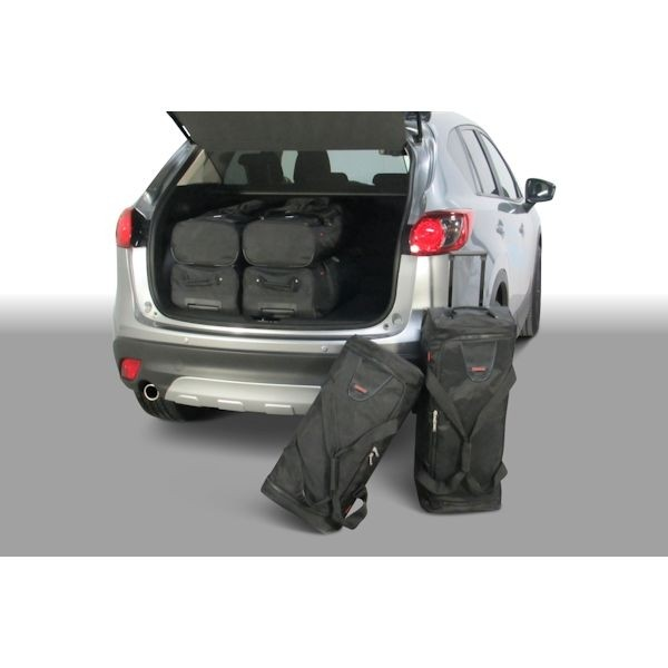 Car Bags M30401S Mazda Mazda CX5 SUV Bj. 12-17 Reisetaschen Set