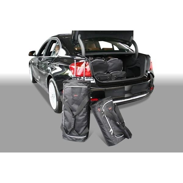 Car Bags B10701S BMW 3 er Limo Bj. 12-18 Reisetaschen Set