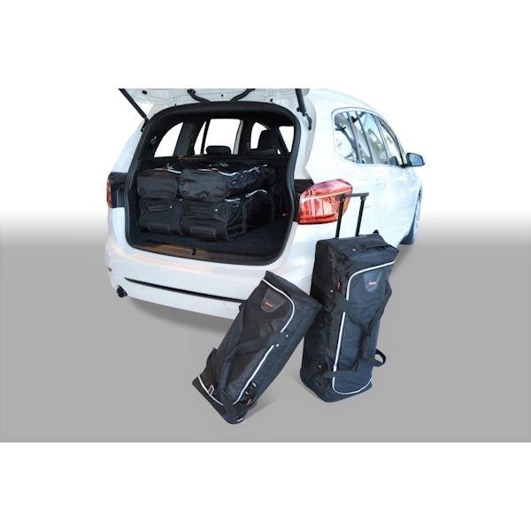 Car Bags B12601S BMW 2 er Gran Tourer 7 Sitzer (F46) Bj. 15- Reisetaschen Set