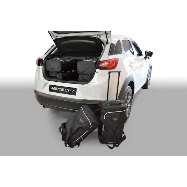 Car Bags M30901S Mazda CX3 SUV Bj. 15- Reisetaschen Set