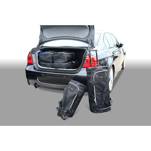 Car Bags B12001S BMW 3 er Limousine (E90) Bj. 05-12 Reisetaschen Set