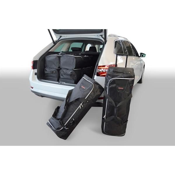 Car Bags S50901S Skoda Superb III (3V) Kombi Bj. 15- Reisetaschen Set