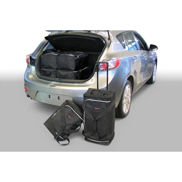 Car Bags M30201S Mazda Mazda 3 5-T. Bj. 10-13 Reisetaschen Set