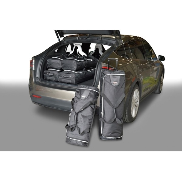 Car Bags T20301S TESLA Model X Bj. 15- Reisetaschen Set