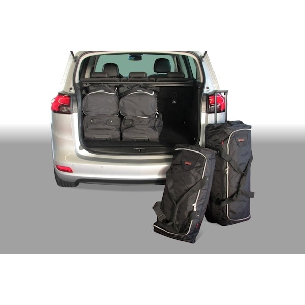 car bags ma taschen opel zafira tourer mpv bj 12. Black Bedroom Furniture Sets. Home Design Ideas