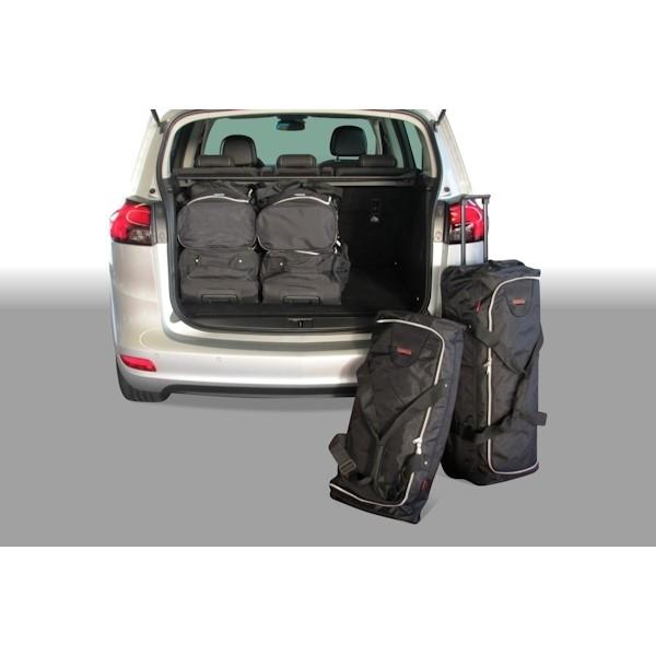 Car Bags O10401S Opel Zafira Tourer MPV Bj. 12- Reisetaschen Set