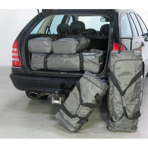 Car Bags M20301S Mercedes C Class Kombi B 01-08 Reisetaschen Set