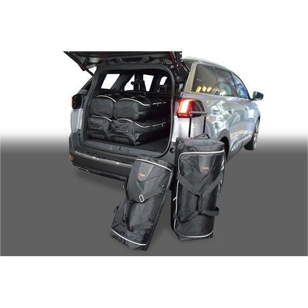 Car Bags P11601S Peugeot 5008 II Bj. 17- Reisetaschen Set