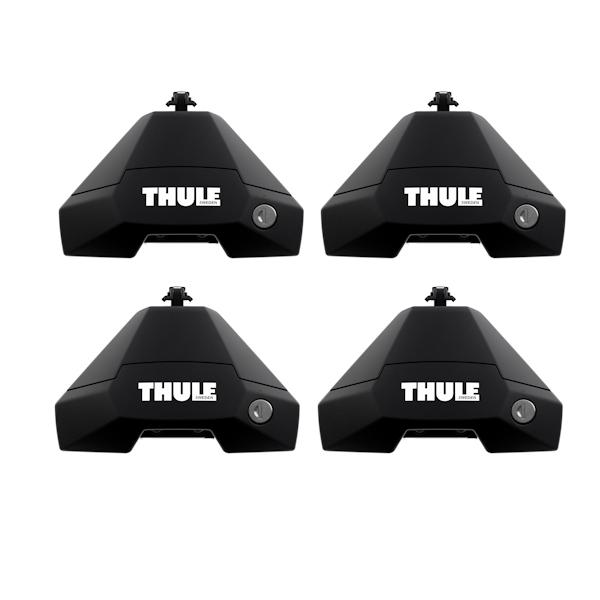 THULE 7105 Evo Clamp Fußsätze für Dachträger Normaldach - B-WARE - 2. WAHL