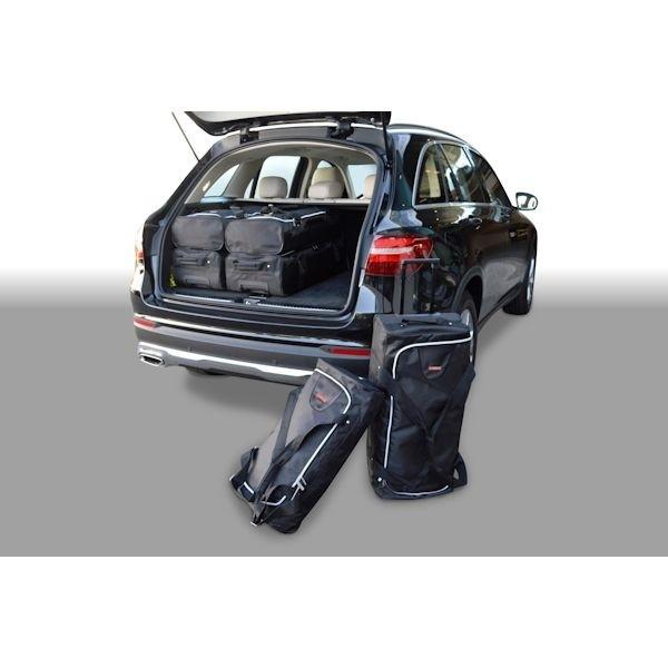 Car Bags M21701S MERCEDES GLC (X253) Bj. 15- Reisetaschen Set