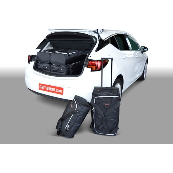 Car Bags O11201S Opel Astra K 5T Bj. 15- Reisetaschen Set